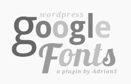 2. WP Google Fonts