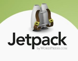 4. Jetpack Completing the Whole Blog