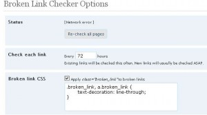 7. The Broken Link Checker