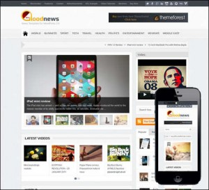 Goodnews-Responsive WordPress News-Magazine