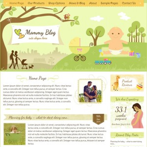 Mommy Blog