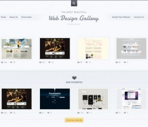 Web Design Showcase – WordPress Theme
