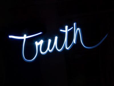 10. Write truthfully