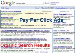 4. PPC (Pay Per Click)