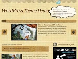 8 Gridnotez WordPress Minimal Theme