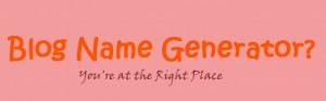 1. Use Name Generators