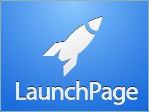 2. LaunchPage