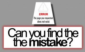 10 Check for errors and make the necessary corrections