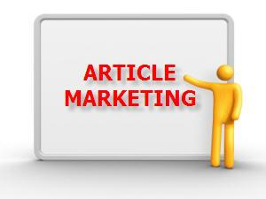 10.Write and market articles related to your website.