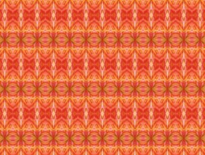 8 Orange Red