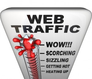 8. Increase traffic to your website