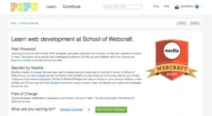 9 Mozilla School of Webcraft