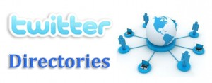 2. Take Part in Twitter Directories