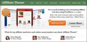 2. Affiliate WordPress Theme