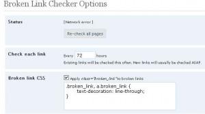 7. The Broken Link Checker