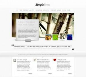 9. SimplePress
