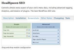 2.HeadSpace – WordPress SEO Made Simple