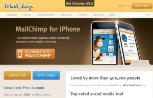 8 Mail Chimp