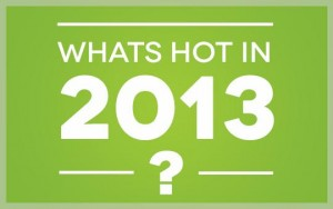 1. Write on What's Hot