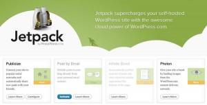 2. JetPack Publicize