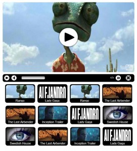 3. WP Video Gallery