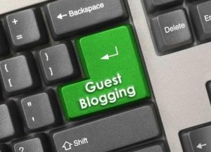 3.Be a guest blogger.