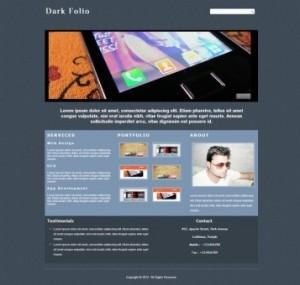 6 Dark Folio
