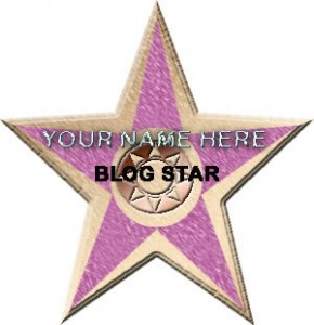 """6 Join contests and become a """"Featured Blogger"""""""