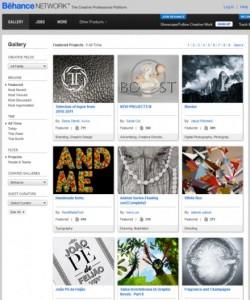 8 Behance.net