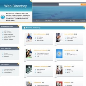 8 Get listed in free web directories
