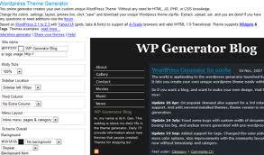 7. WP Generator